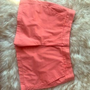 J Crew Broken-In Chino Shorts in Watermelon